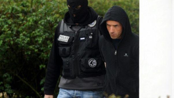 Un des principaux chefs présumés de l'ETA remis en liberté
