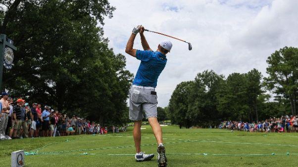 Golf: Pga Championship, Spieth favorito
