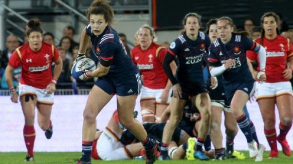 Rugby: Drouin ouvreuse, Amédée arrière face au Japon
