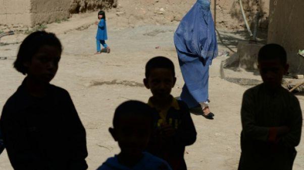 Afghanistan: 235 civils otages libérés par les talibans dans le nord