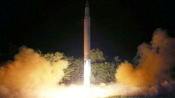 La Corée du Nord a la capacité d'embarquer une bombe nucléaire sur ses missiles