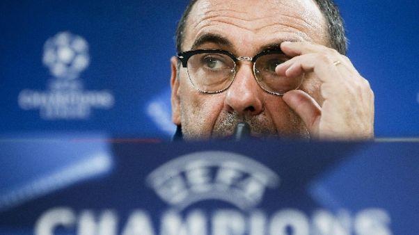 Champions: a Napoli è corsa al biglietto