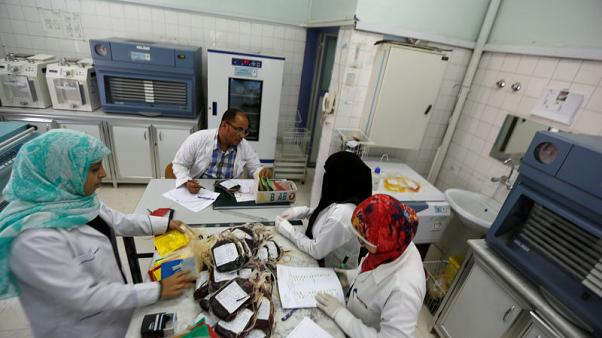 Yemen blood bank may be forced to shut by lack of funds - director