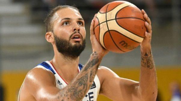 Basket: les Français s'inclinent face à la Croatie en préparation  à l'Euro
