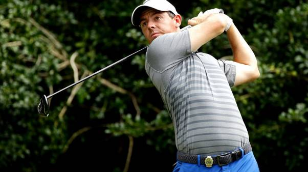 Favourite McIlroy buoyed by past success at Quail Hollow