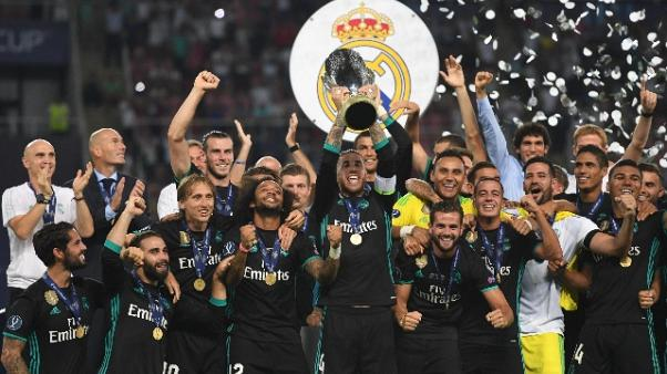 2-1 allo United, Real vince Supercoppa