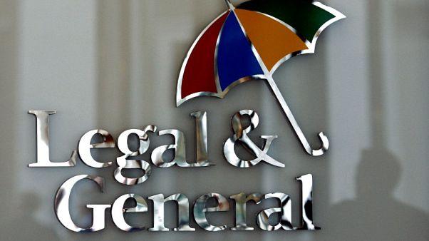 Legal & General first-half operating profit jumps 27 percent to $1.3 billion