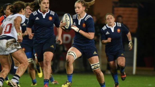 Rugby: Romane Ménager, un seul être vous manque...