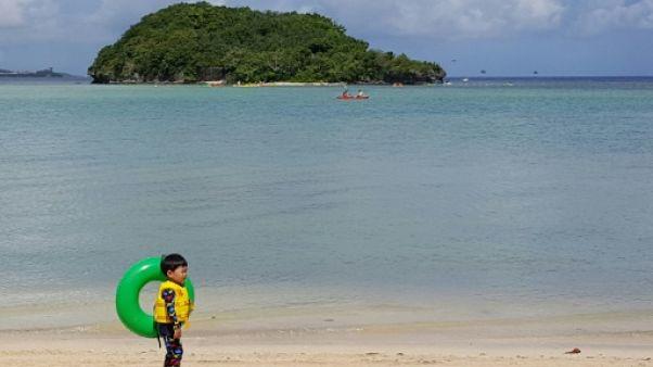 """Guam doit """"profiter du paradis"""" après les menaces nord-coréennes"""