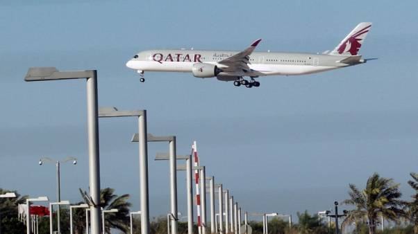 Qatar Airways evaluates routes opened by boycotting countries