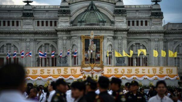 Thaïlande: 20 ans de prison pour lèse-majesté