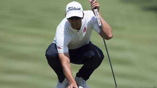 PGA venue Quail Hollow did not need facelift, says Scott