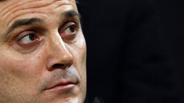 Milan battuto 2-1 da Betis in amichevole