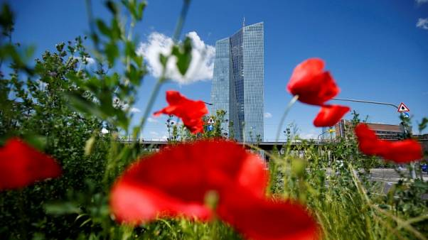 ECB slightly more likely to announce QE change in Sept vs Oct