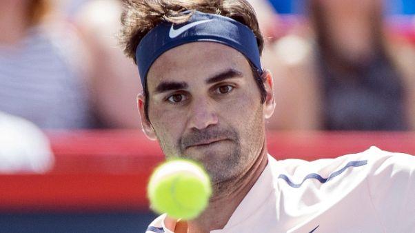 Tennis: Montreal, Federer e Nadal avanti