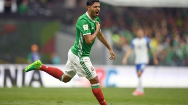 MLS: le Mexicain Carlos Vela au Los Angeles FC en janvier