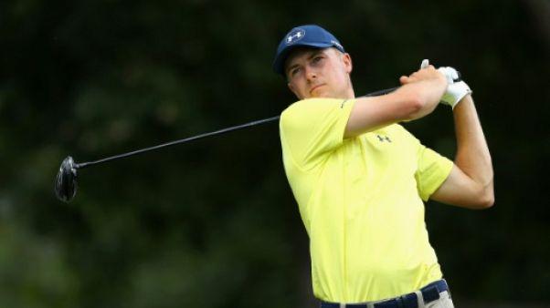 Golf: Spieth veut dépasser Woods