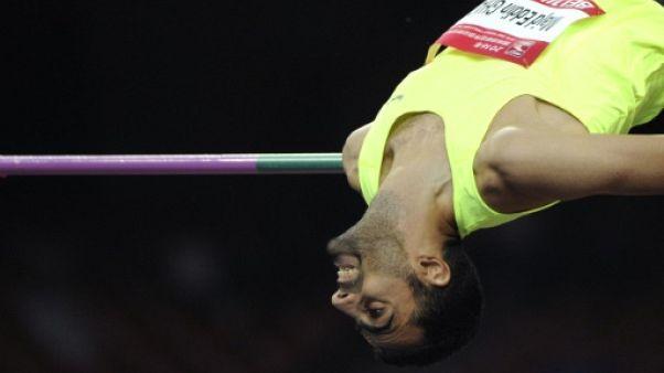 Athlétisme: Ghazal, le rêve du sauteur entravé
