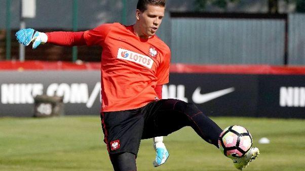 Juve, Szczesny torna in gruppo