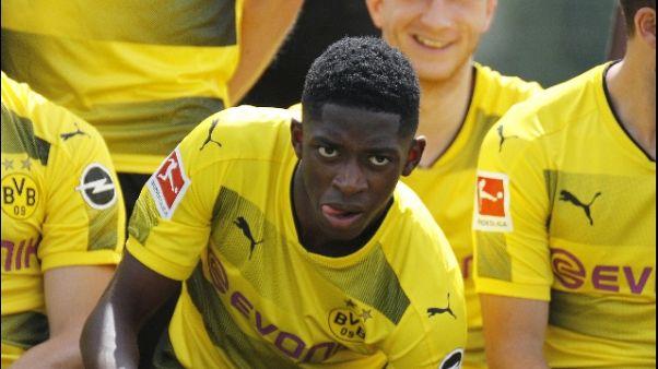 Borussia D, pochi 130 mln per Dembelè