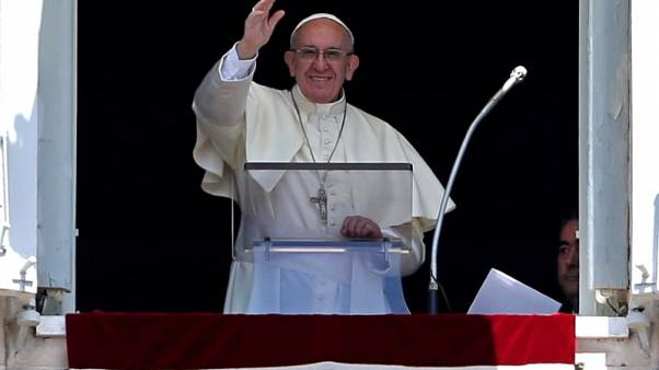 Colombia ELN rebels may call unilateral ceasefire for pope's visit