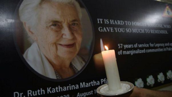 """La """"Mère Teresa"""" du Pakistan décède à l'âge de 87 ans"""