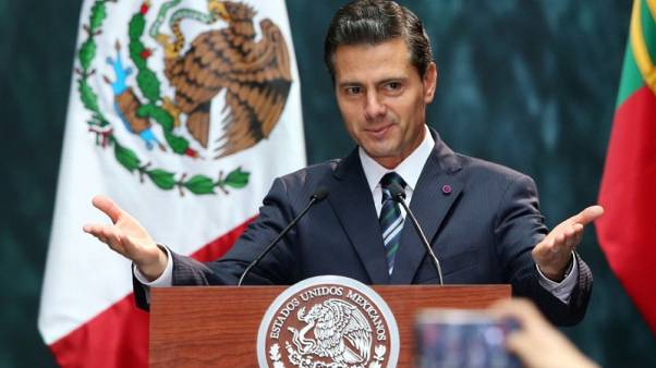 Mexico ruling party's reform strengthens president ahead of 2018 vote