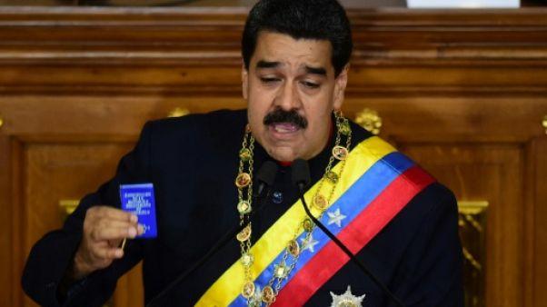 """Venezuela: Maduro veut avoir """"une conversation"""" avec Trump"""