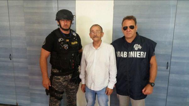'Ragioniere' clan arrestato in Romania