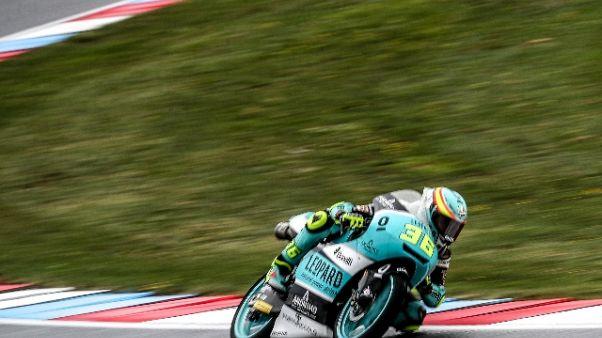 Moto3: Austria, Mir il più veloce in FP1