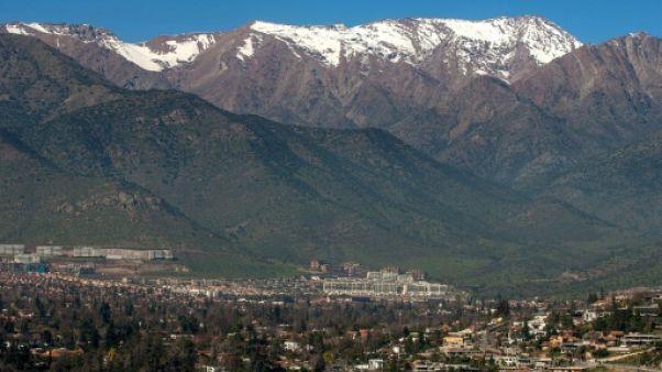 Le Chili scrute la faille de San Ramon, menace sismique pour Santiago