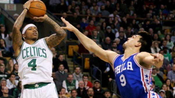 NBA: Boston-Philadelphie délocalisé à Londres en janvier 2018