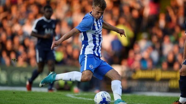 Brighton bank on surprise factor to upset City