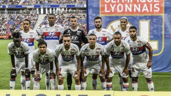 Ligue 1: à Rennes, Lyon veut assurer ses arrières