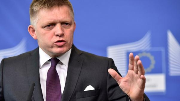 Slovakian PM Fico cancels key coalition meeting on health grounds