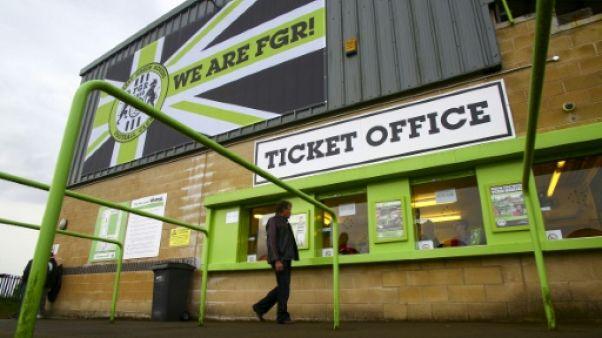 Forest Green Rovers: l'ambition verte du premier club de foot végane