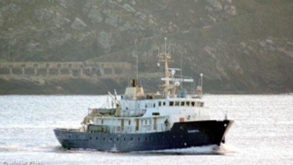 Avaria nave antimigranti,in soccorso Ong