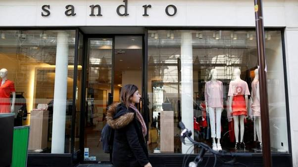 Banks picked for IPO of French fashion company behind Sandro, Maje - sources