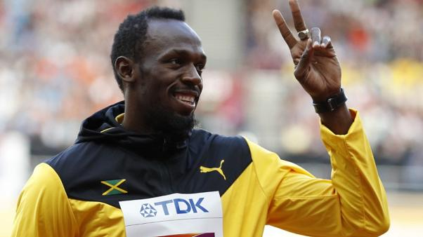 Two more for the road as Bolt says farewell