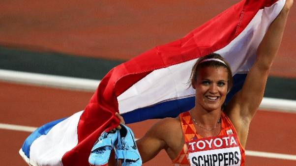 L'olandese Schippers regina nei 200metri