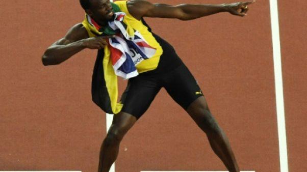 Athlétisme: Bolt, clap de fin