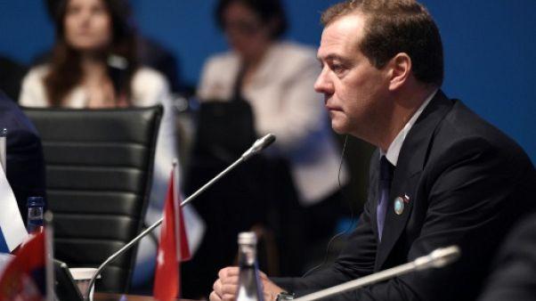 """La Russie formalise la création d'une agence antidopage """"indépendante"""""""