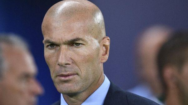 As, Zidane rinnova con Real fino al 2020