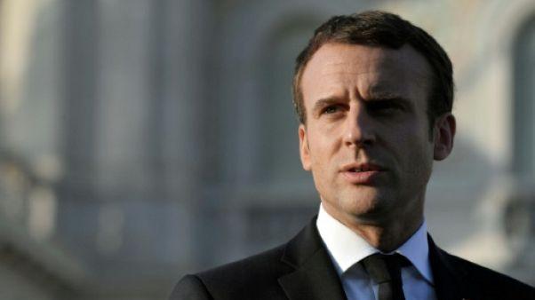 """Corée du Nord : Macron appelle à """"prévenir toute escalade des tensions"""""""