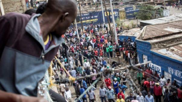 """Elections kényanes: """"nous ne renoncerons pas"""", avertit l'opposition"""