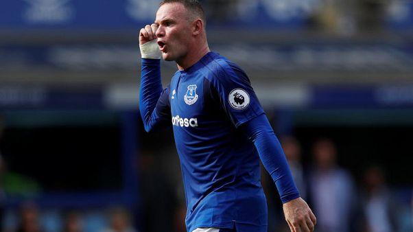 Rooney grabs winner on Everton homecoming