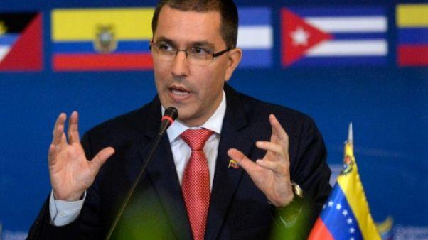 Le Venezuela accuse Trump de menacer la paix en Amérique latine
