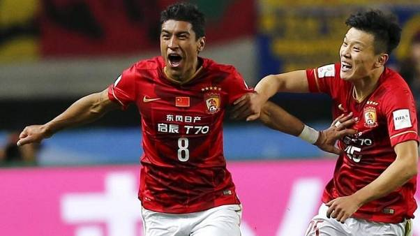 Evergrande's Paulinho to join Barcelona, says Chinese media