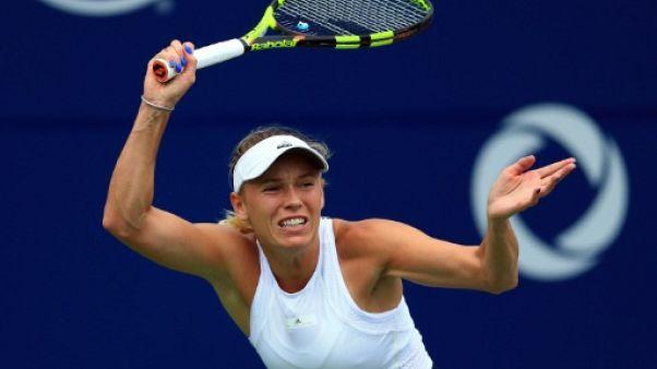 Tennis: Wozniacki balaye Stephens et atteint la finale à Toronto
