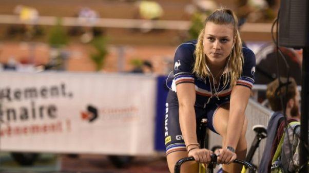 Cyclisme: Mathilde Gros titrée sur 500 m aux Championnats de France sur piste
